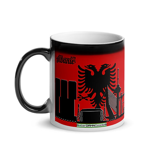 Magische Mok DreamSkyLine Unity Albanië
