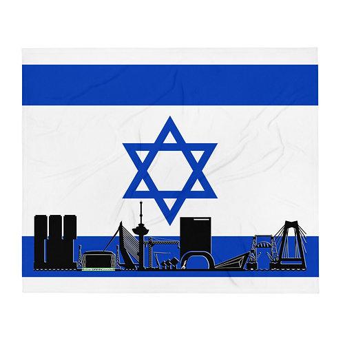 Dekenvlag DreamSkyLine Unity Israël