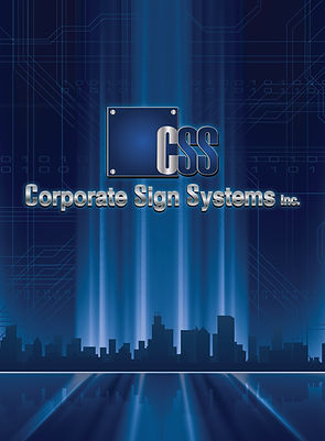 Corporate Sign Systems Inc.