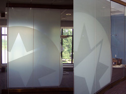 etched glass 119