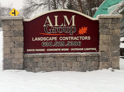 ALM GROUP SIGN sized