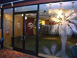 etched glass casino group