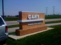 cary jr high a