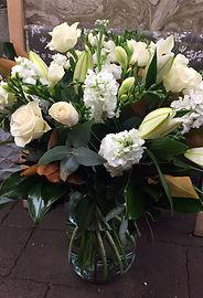 White flowers from Grandiflora