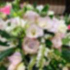Grandiflora Large Posy Pastel Flowers