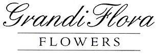 Grandiflora Flowers logo