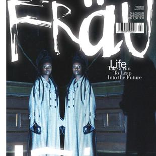 Fraulein LIFE Issue X Armani