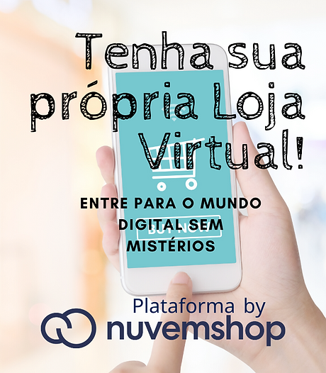 Loja Virtual by Nuvemshop e Ricardo Gabarra