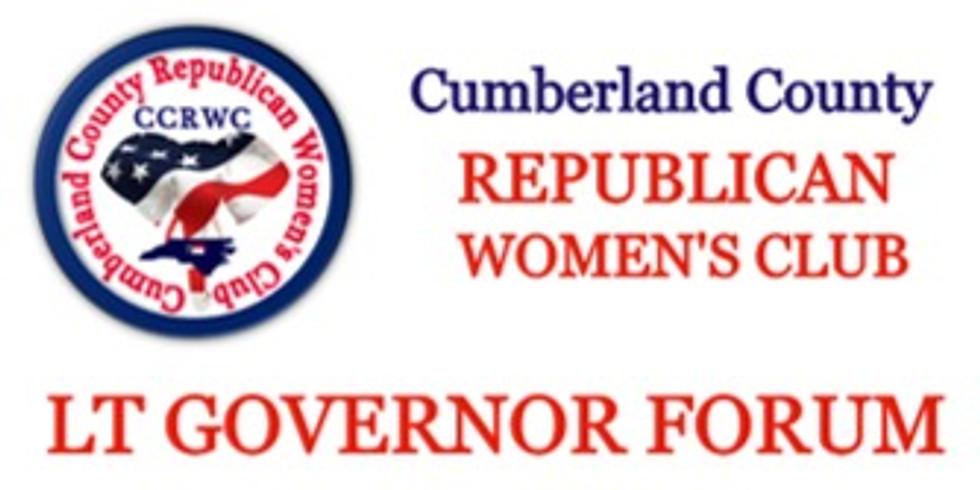 Lt Governor Forum