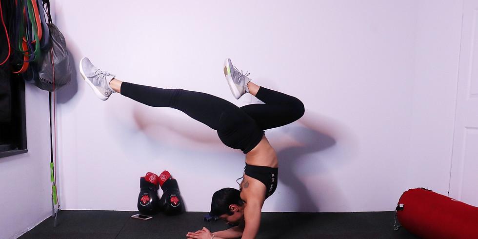 Yoga Foundations Comp Session