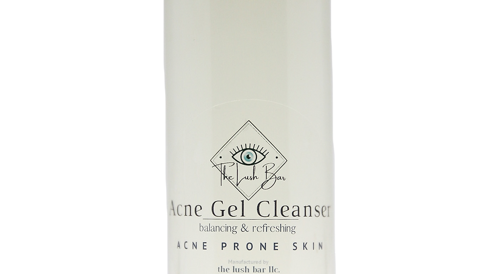 Acne Gel Cleanser