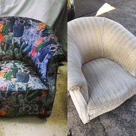 Armchair recover