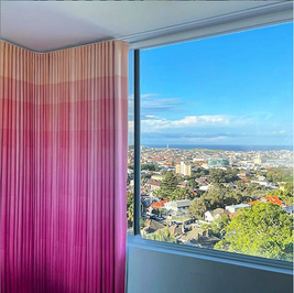 Ombre Blockout Curtains