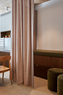 Medical Suite Curtains