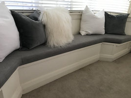 Cushions and Bench Seating