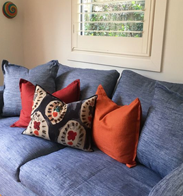 Lounge & cushion recover