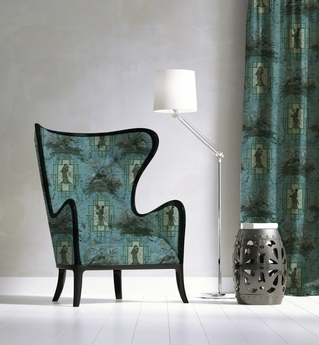 Kerry Brown's Chinoiserie