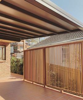 Waterproof Retractable roof