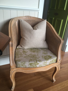 Cushions and Chair Recover