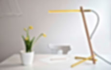 Structo Table LED Lamp