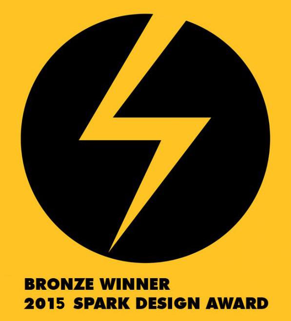 Spark Design Award Winner