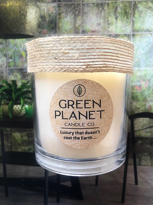 Fragrance-Free Container Candle