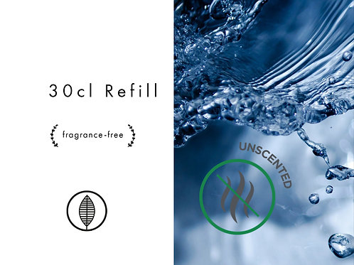 Refill 30cl - Fragrance-Free