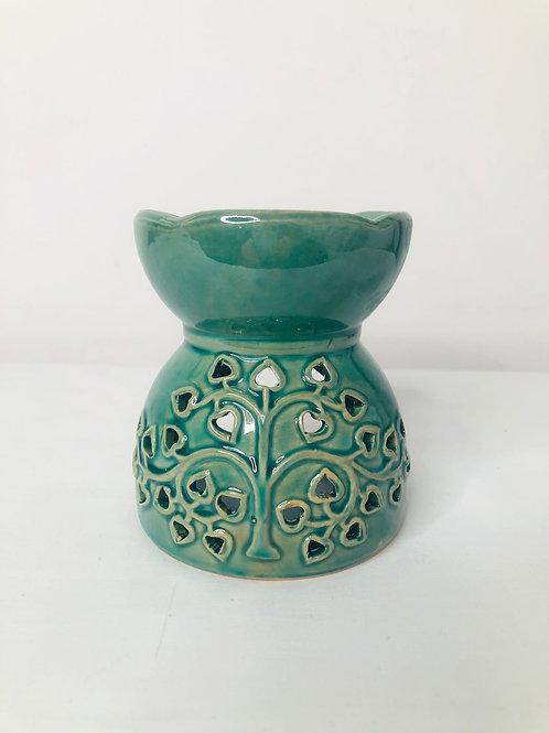 Tree of Life Ceramic Melt Warmer