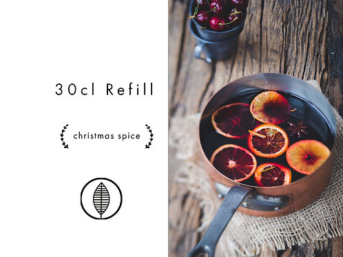 Refill 30cl - Christmas Spice