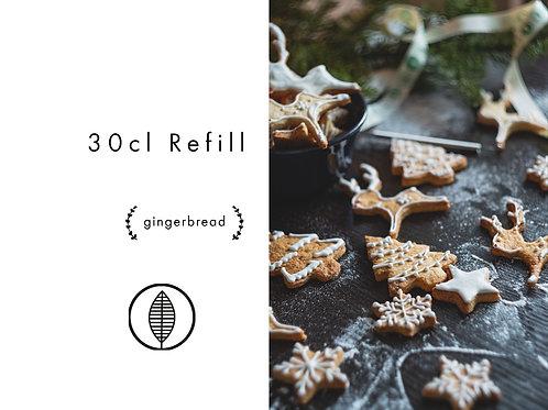 Refill 30cl - Gingerbread