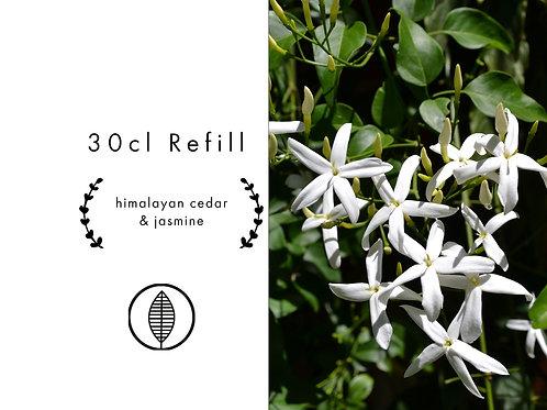 Refill 30cl - Himalayan Cedar & Jasmine