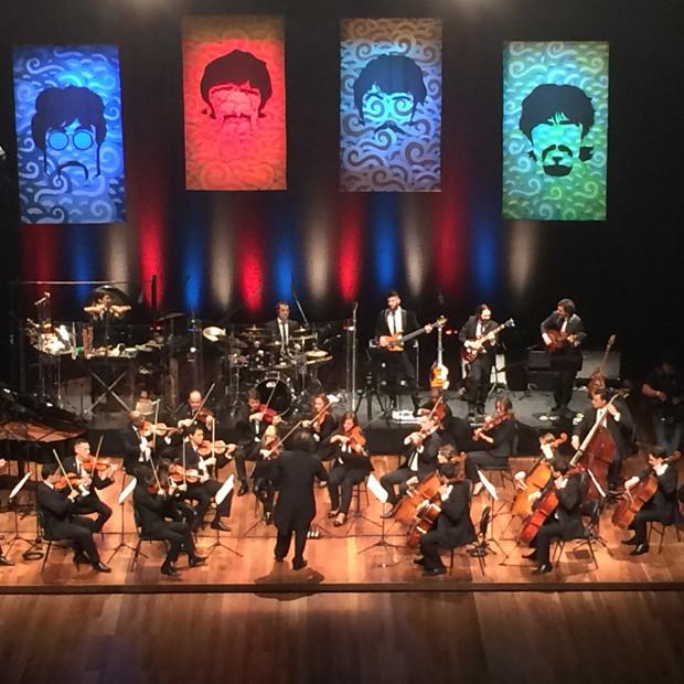 2014 - Gravação de DVD Orquestra Ouro Preto