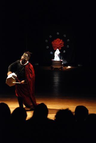 2009 - O negro, a flor e o rosário