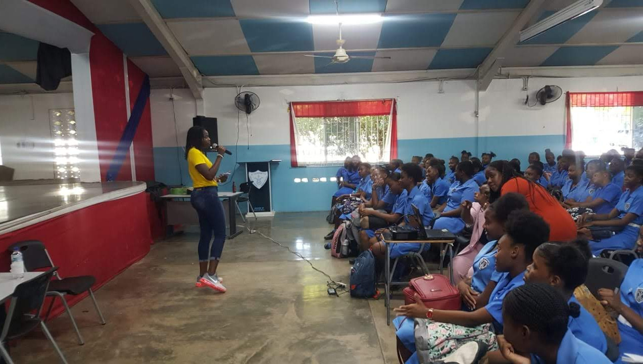 St. Catherine High Schol Girl's Day