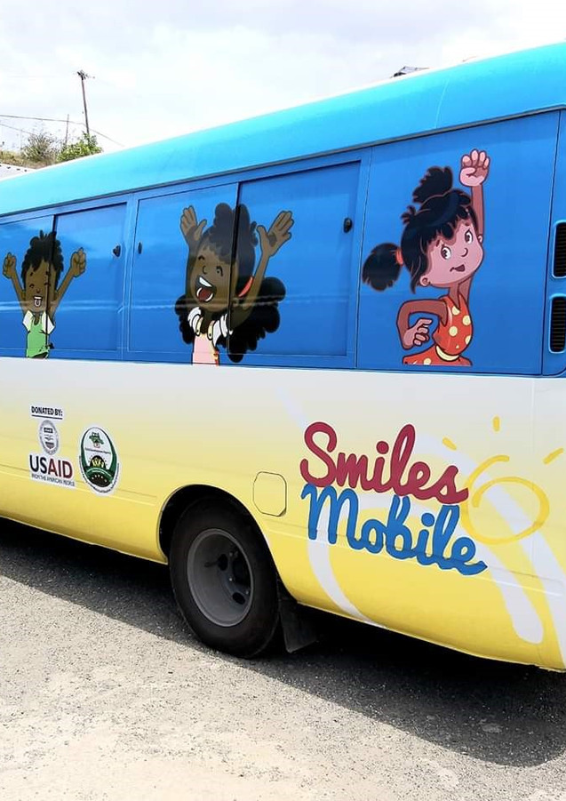Child Protection & Family Services Agency Smiles Mobile