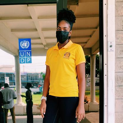 Gabby + UNDP Door.jpeg