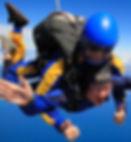 Freefalling Skydive Taupo