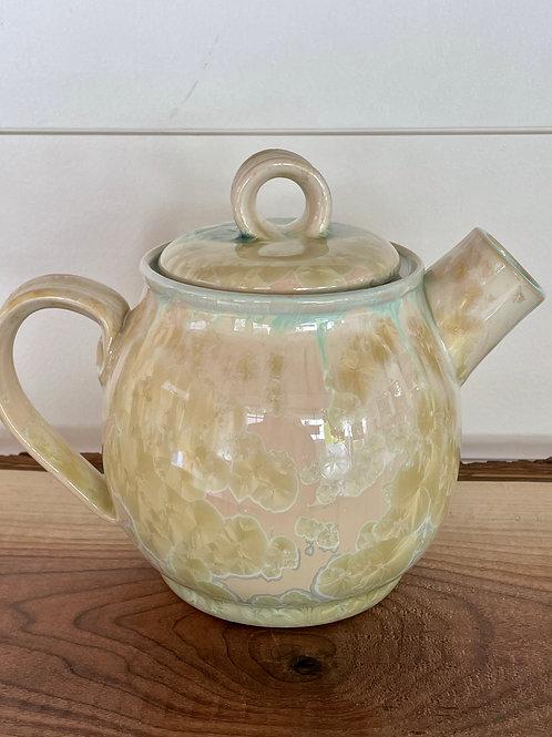 Teapot - Rutile Crystalline