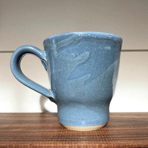 Dusty Blue Ceramic Mug