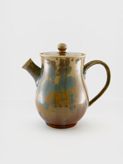 Teapot - Prussian Crystalline