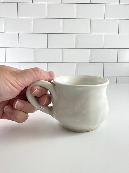 Petite Classic - White