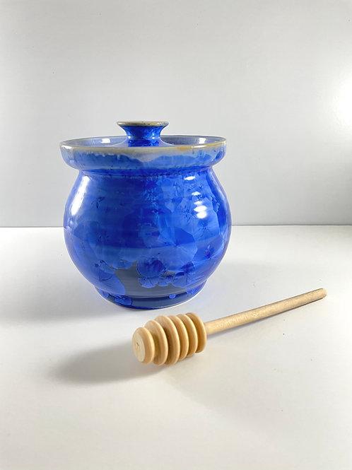 Honey Pot - Cobalt Crystalline