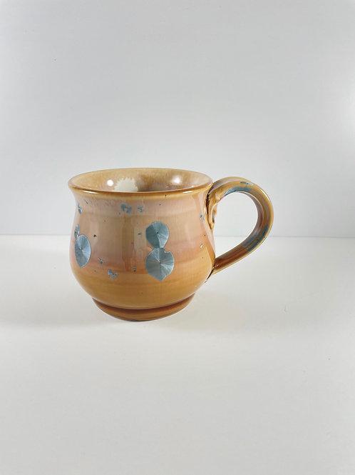 Classic Mug - Prussian Crystalline