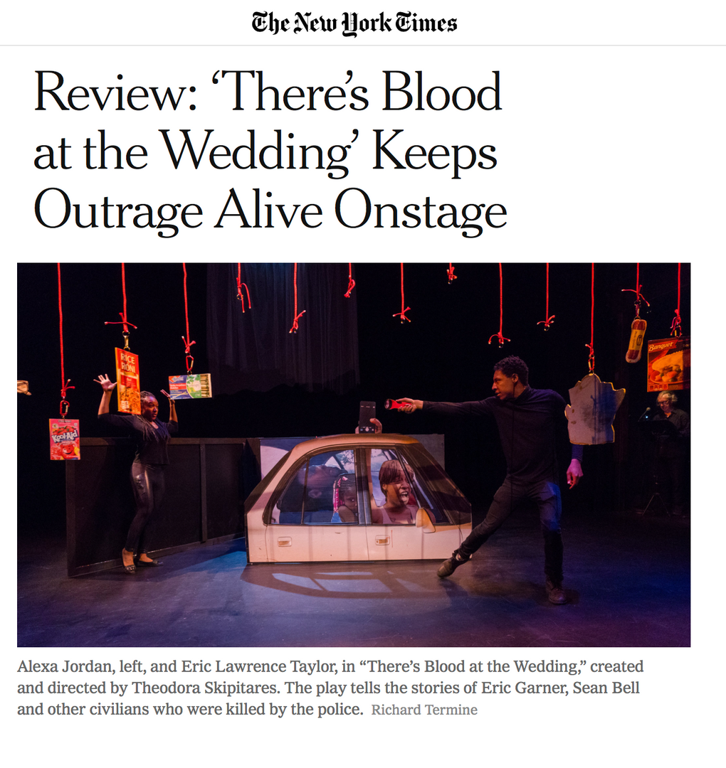 New York Times Review