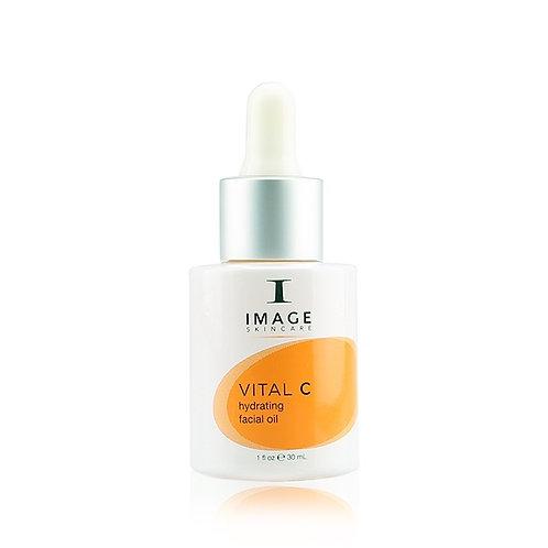 Hydrating facial oil