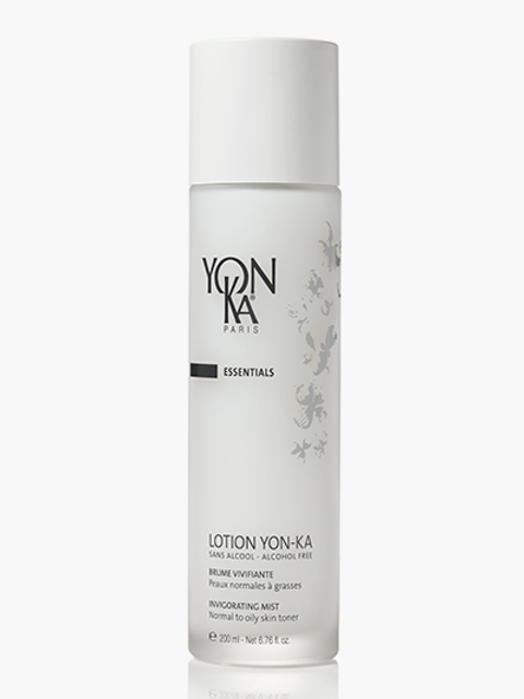 Lotion Yon-ka for oily skin