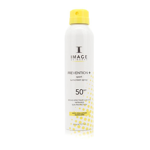 Image sport sunscreen spray SPF 50