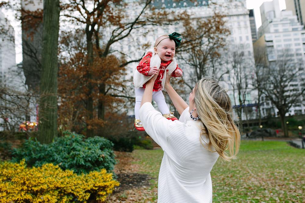 Fall Family Photo Session, Central Park, NYC, Gaptstow Bridge, New York City Family Photography, New York City Family Photographer