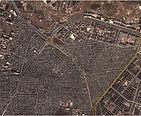 North Aleppo Syria aerial