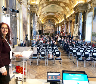 Dr. Roudaina Keynote in Smart City Toulouse